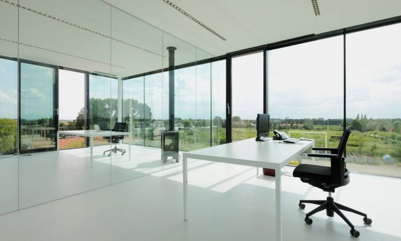 Office Window Tinting. Home · Tinting Services; Office Window Tinting